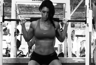 Smith Squats Workout - Amanda Latona Turning Heads S1 EP4
