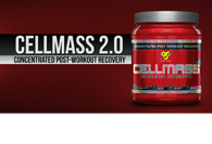 CELLMASS 2.0 - Concentrated Post-Workout Recovery